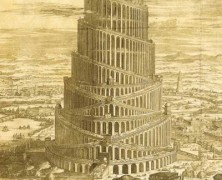 LESSON 09 – The Tower of Babel – Genesis 11:1-9