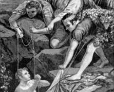 LESSON 24 – Joseph's Betrayal – Genesis 37-38
