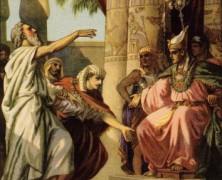 LESSON 32 – Moses Returns to Egypt – Exodus 4:18-5