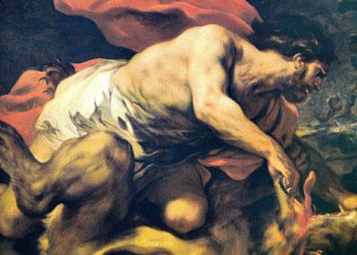 LESSON 52 – Samson Part 1 – Judges - 35.1KB